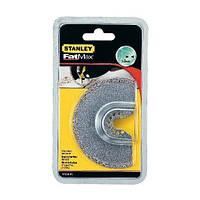 Насадка для реноватора STANLEY , Карбоване полотно для видалення цементного розчину Ø=1x92мм
