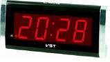Часы электронные настольные VST-730 (60 шт/ящ), фото 7