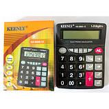 Калькулятор KEENLY KK-8800-12 (60 шт/ящ), фото 4