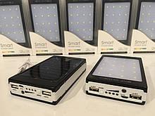Портативний заряд.влаштуй ( SOLAR POWER BANK 80000/2066ma+20LED )