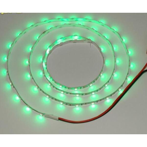PTK Green LED Газовый свет 1 м 1 Метр длинный 6.0V 60 светодиодов 906040 Совместим с 2S LiPo для RC Airplan - 1TopShop