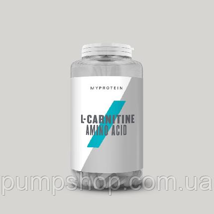 Л-карнитин Myprotein L-carnitine 180 таб., фото 2