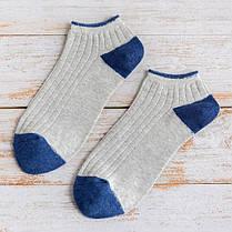 Mens Cotton Stripe Patchwork Невидимый Носки На открытом воздухе Спорт Нет Шоу Лодка Liner Тапки Тапки Носки - 1TopShop, фото 3