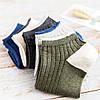 Mens Cotton Stripe Patchwork Невидимый Носки На открытом воздухе Спорт Нет Шоу Лодка Liner Тапки Тапки Носки - 1TopShop, фото 4
