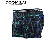 Мужские боксеры стрейчевые из бамбука  Марка  «DOOMILAI» Арт.D-01176, фото 3