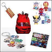 Товары Марвел герои Marvel hero
