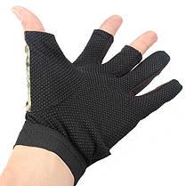 3 порезанный палец анти-скольжения перчатки камуфляж охота рыбалка доказательство воды - 1TopShop, фото 3