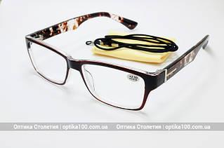 Очки для зрения мужские с диоптриями (+)