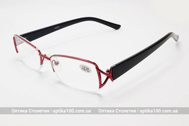 Женские очки для зрения с диоптриями, фото 2