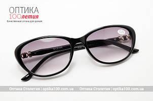 Женские очки с диоптриями для зрения с тонировкой, фото 2