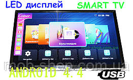 "LCD LED Телевизор Comer 24"" Smart TV+WiFi+T2, HDMI, Android 0970816242"