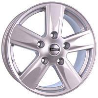 Литые диски TechLine TL804 R18 W8 PCD5x150 ET60 DIA110.1 Silver