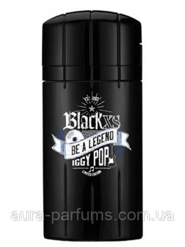 Paco Rabanne Black XS Be a Legend Iggy Pop edt 100 ml. оригінал Тестер