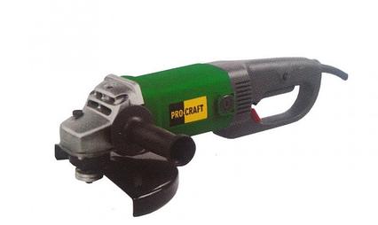 Procraft PW-2200 Машина угловая шлифовальная, 180 мм