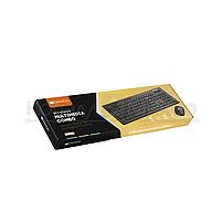 Комплект клавиатура + мышь Canyon CNS-HSETW4RU, USB, чёрный, фото 2