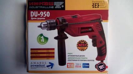 Дриль Ударний Іжмаш Industrialline DU-950