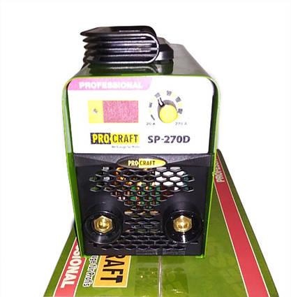 Інвертор Зварювальний Procraft SP-270D