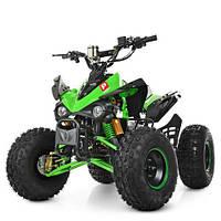 Квадроцикл HB-EATV1000Q2-5(MP3) зеленый, фото 1