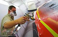 Покраска автомобиля, кузовной ремонт, учебная программа. Видео курс покраски автомобиля своими руками
