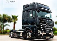 Видеокурс Как научиться ремонту блоков управления ЭБУ грузовикам Mercedes Actros, Atego, Axor