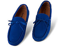 Мокасины мужские Ranelli 801140 синие