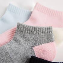 Женское Cottton Low Cut Ankle Носки На открытом воздухе Спортивный противоскользящий дышащий дезодорирующий носок - 1TopShop, фото 3