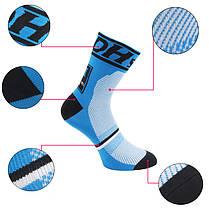 DH Sports Мужская Женская Велоспорт Подушка экипаж Sock На открытом воздухе Анти Дезодорация дезинформации тепла Носки - 1TopShop, фото 3