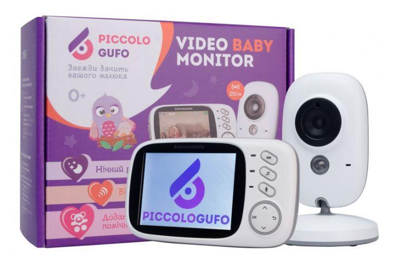 Видеоняня цифровая PICCOLO GUFO ZV36