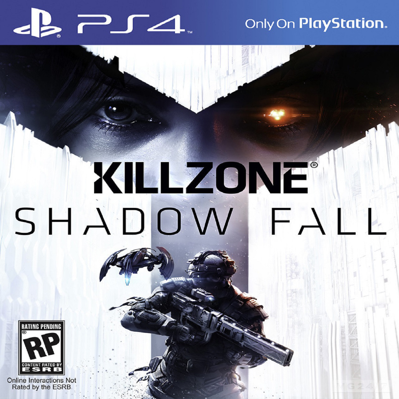 Killzone:Shadow Fall ENG PS4 (NEW)