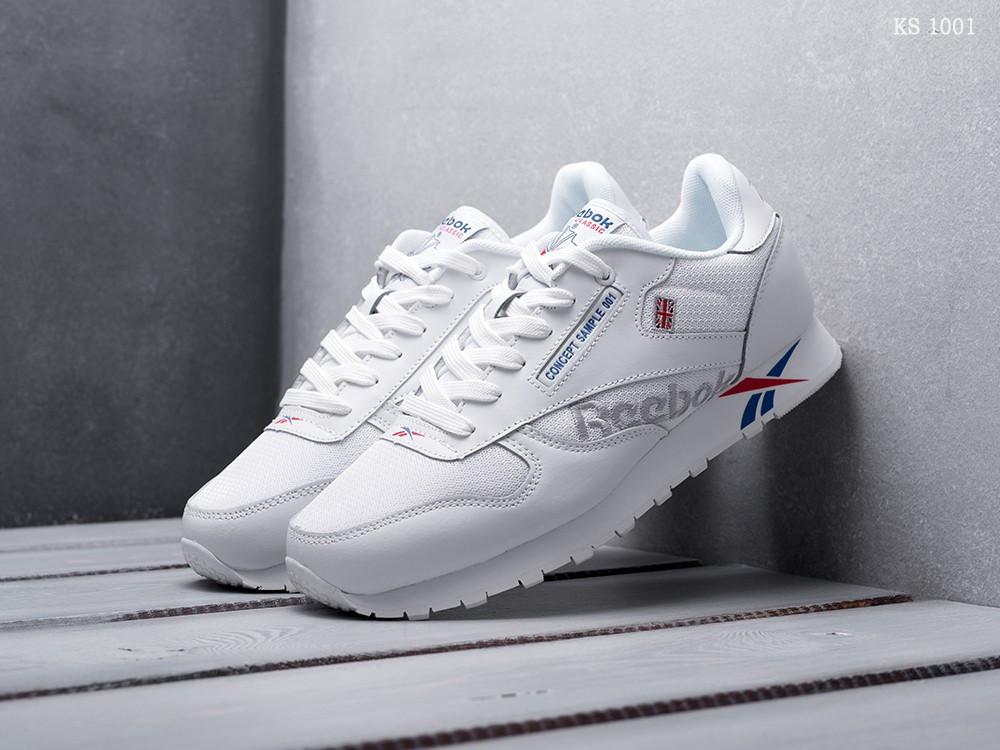 Мужские кроссовки Reebok (белые)
