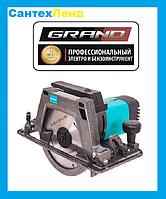 Пила дисковая Grand ПД-210-2400 крепление к столу