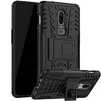 Чехол Armor Case для OnePlus 6 Черный, фото 1