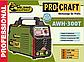 Інвертор Зварювальний Procraft AWH-300T Professional, фото 2
