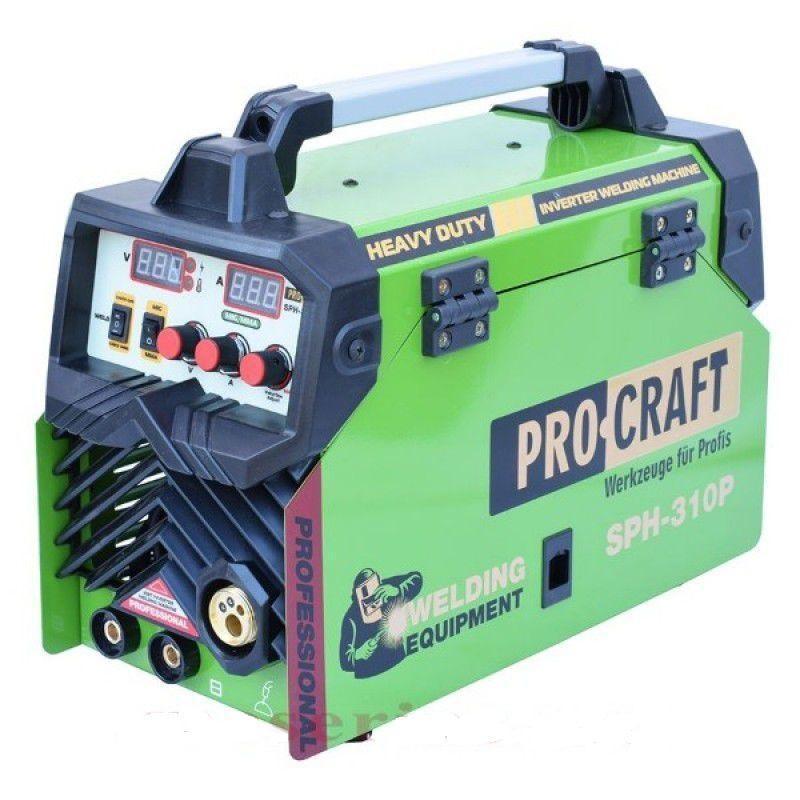 Інвертор Зварювальний Напівавтомат ProCraft SPH-310P