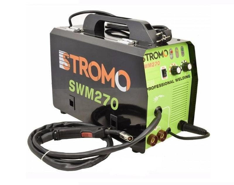 Инвертор Сварочный Полуавтомат Stromo SWM-270