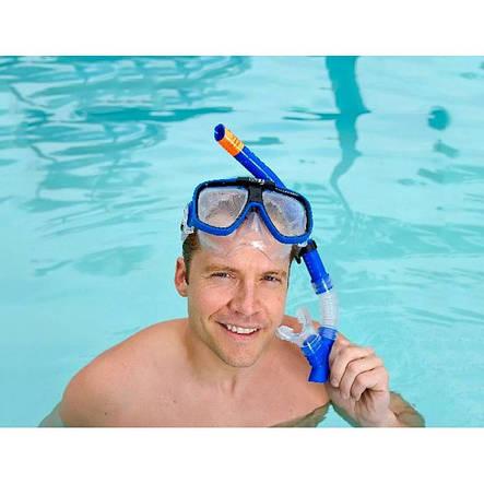 Набор для плавания Intex 55948 Спорт гипоалергенный Cиний (int55948), фото 2