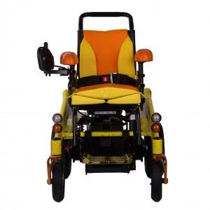 Инвалидная коляска детская с электро мотором ROCKET KIDS