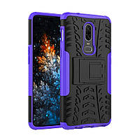 Чехол Armor Case для OnePlus 6 Фиолетовый
