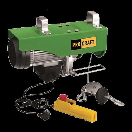 Підйомник Електричний Тельфер Procraft TP250