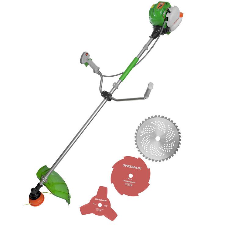 Коса Бензиновая Четырехтактная Procraft T-5600 3 Ножа 1 Катушка