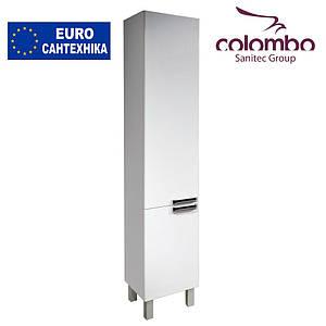 Пенал Colombo Акцент С35 шкафчик для ванной комнаты