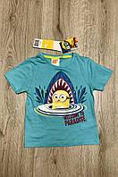 Детская футболка на мальчика