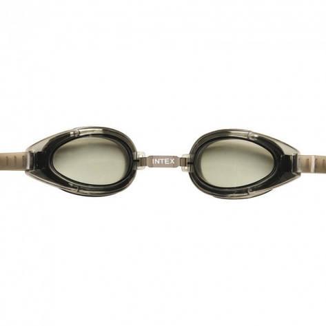 Очки для плавания Intex 55691-3 Черный, фото 2