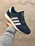 Мужские кроссовки Adidas Iniki Runner (синие), фото 3