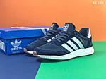Мужские кроссовки Adidas Iniki Runner (синие), фото 7