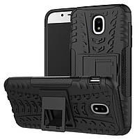 Чехол Armor Case для Samsung Galaxy J7 2017 (J730) Черный