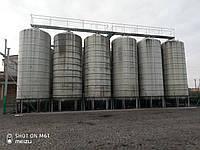Емкость нержавеющая 50 м куб цистерна