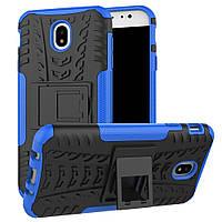 Чехол Armor Case для Samsung Galaxy J7 2017 (J730) Синий