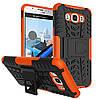 Чехол Armor Case для Samsung Galaxy J7 2016 (J710) Оранжевый