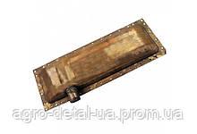 Бак 36-1301070 водяного радиатора нижний двигателя Д 65 трактора ЮМЗ 6